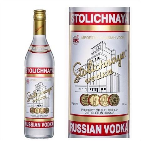 Подарки из России для иностранцев_водка
