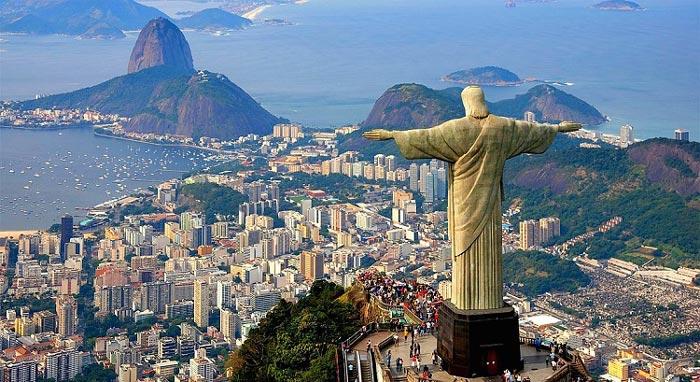Подарки из России для иностранцев_Бразилия