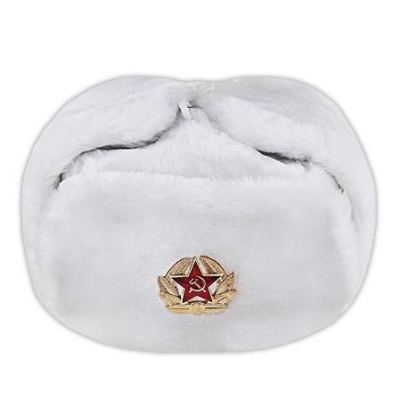 Подарки из России для иностранцев_шапка-ушанка